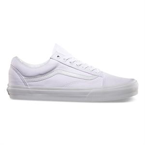 OLD SKOOL TRUE WHITE-womens-BONEYARD // PUKEKOHE - HOME