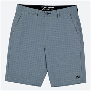 CROSSFIRE X MINI PLAID WALKSHORT-mens--BONEYARD // PUKEKOHE - HOME