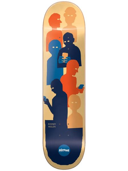 Almost group text impact light deck skateboards decks urban almost group text impact light deck mozeypictures Image collections