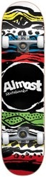 ALOMOST ANIMAL PRINT COMPLETE-skateboards-BONEYARD // PUKEKOHE - HOME