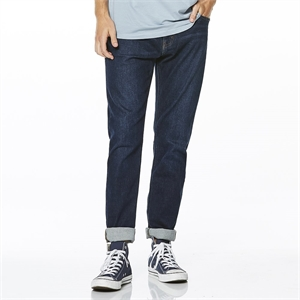 R3 STRAIGHT SLIM BASIS BLUE-mens--BONEYARD // PUKEKOHE - HOME