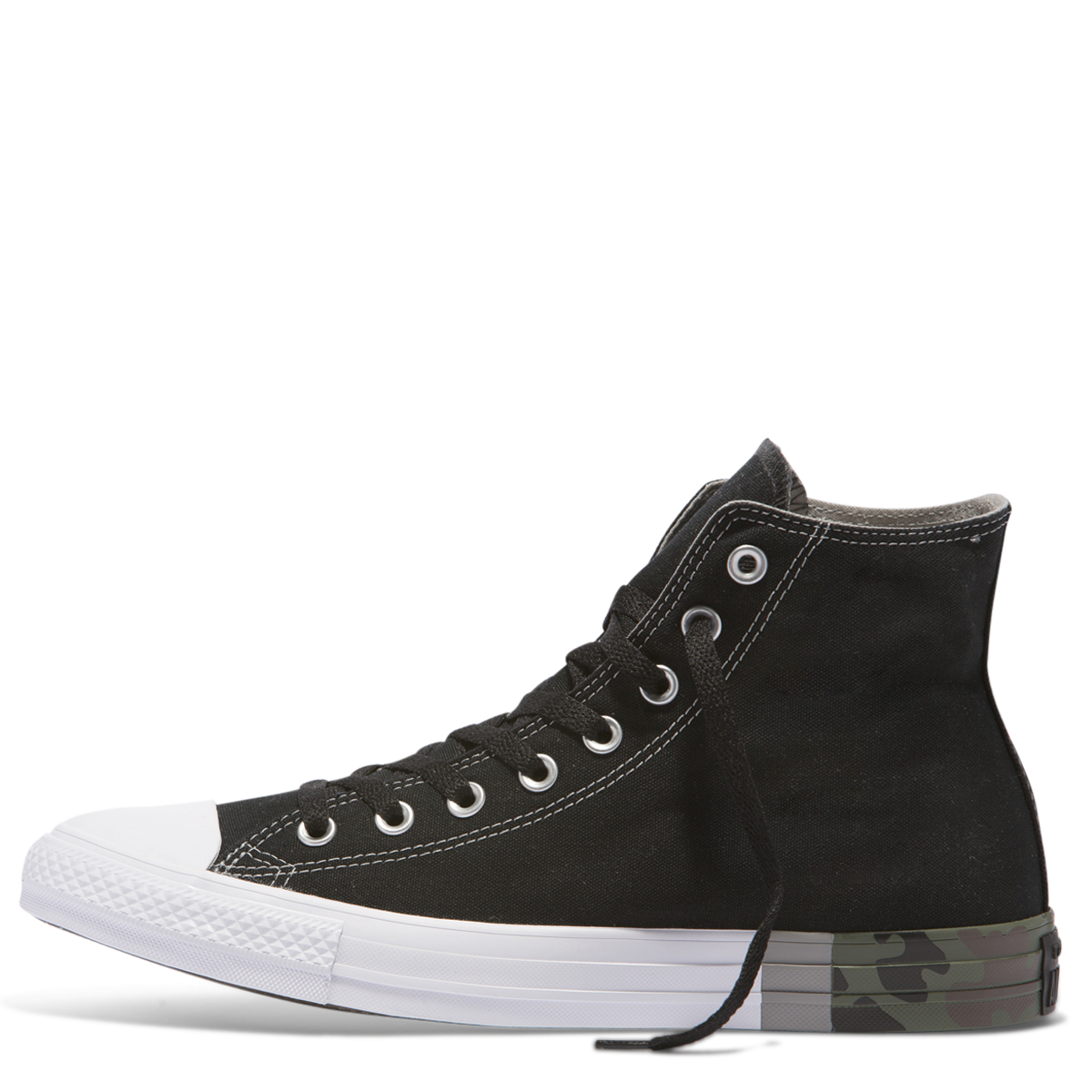 3bdf0ebd37b CHUCK TAYLOR ALL STAR TRI BLOCK MIDSOLE HI TOP - Mens -Footwear ...