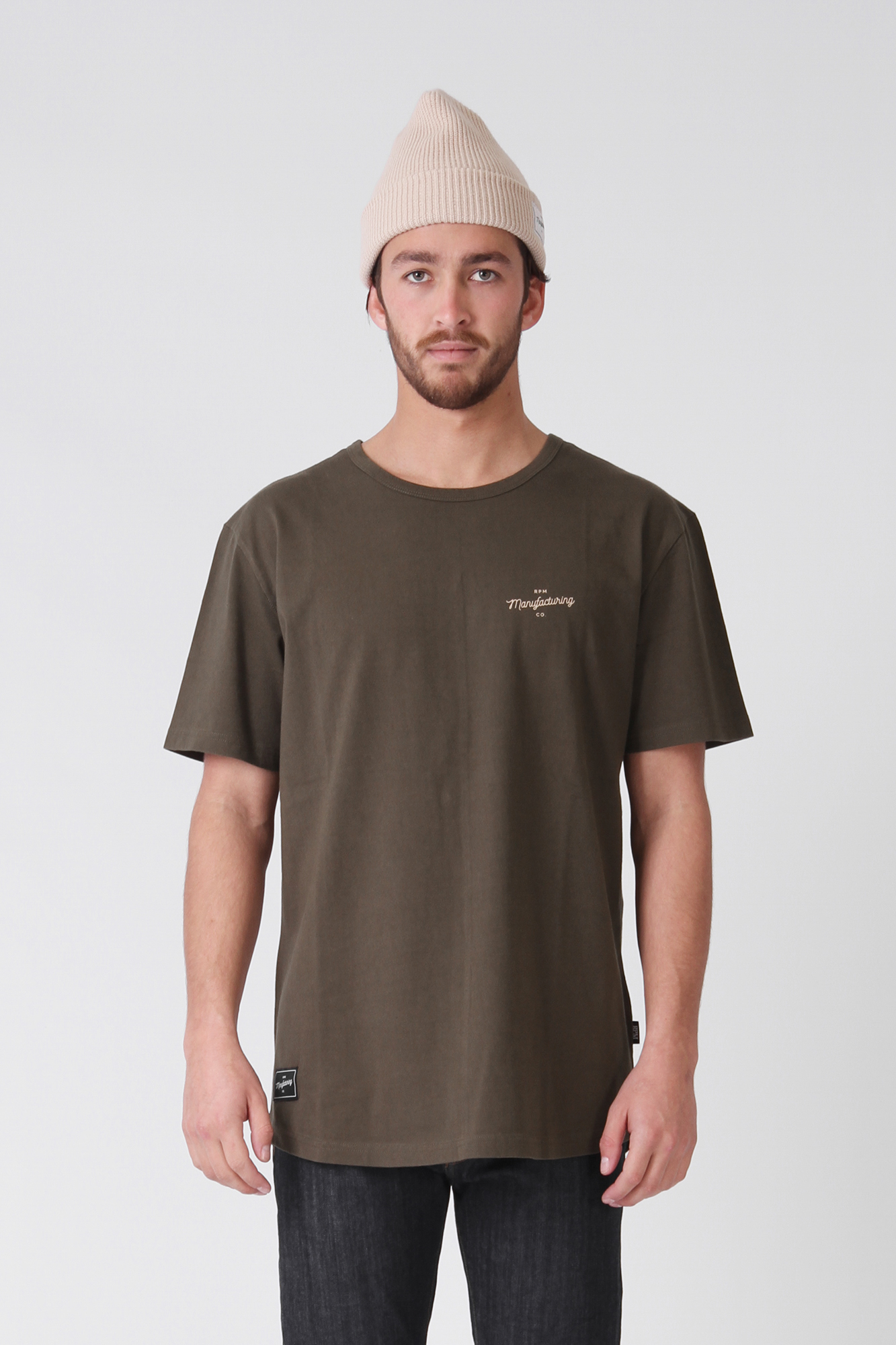f1c920ee STOCK TEE - Mens -Tops : Urban Streetwear Fashion, Skater & Surf Clothes  Online Auckland NZ - RPM AU18