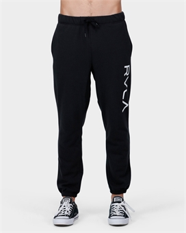 BIG RVCA SWEAT PANT-activewear-BONEYARD // PUKEKOHE - HOME