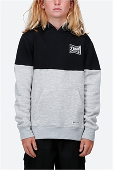 YOUTH BATE POPTOP HOODIE-hoodies-BONEYARD // PUKEKOHE - HOME
