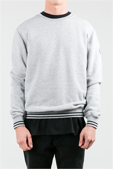 QUEENS  CREW FLEECE-crews-BONEYARD // PUKEKOHE - HOME