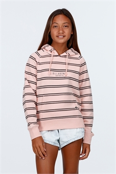 TEEN REBOUND HOODED PULLOVER-youth-and-kids-BONEYARD // PUKEKOHE - HOME