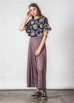 DILLY TOP HIBISCUS-womens-BONEYARD // PUKEKOHE - HOME