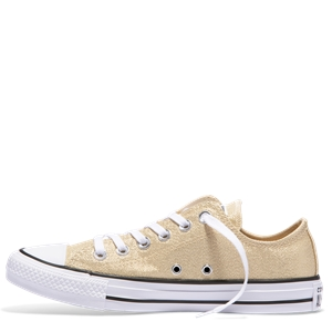 CHUCK TAYLOR PRECIOUS METALS LOW TWINE-womens-BONEYARD // PUKEKOHE - HOME