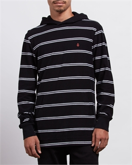 RANDALL LONG SLEEVE HOOD TEE-mens--BONEYARD // PUKEKOHE - HOME