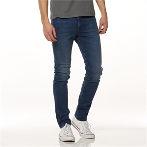 R2 SLIM AND NARROW BLUE RUNNER-mens--BONEYARD // PUKEKOHE - HOME