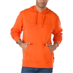EMBOSSED FULL HOODIE-hoodies-BONEYARD // PUKEKOHE - HOME