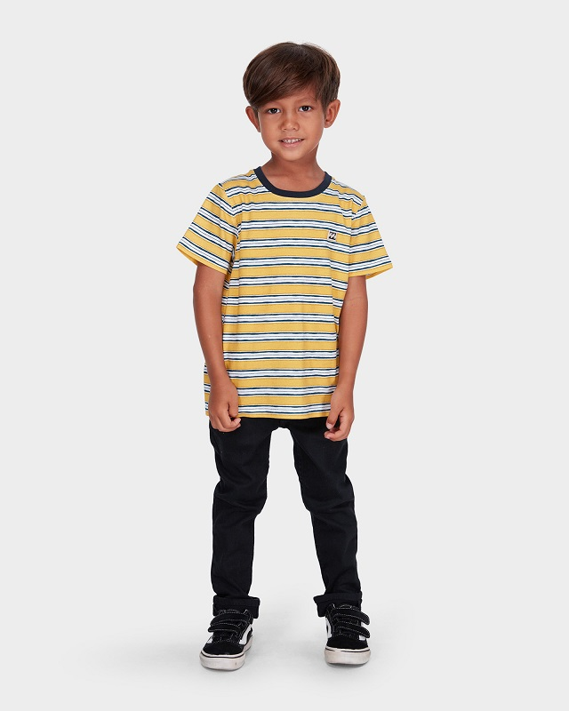 f23cec008 GROMS NELSON TEE - Youth and Kids-Boys : Urban Streetwear Fashion ...