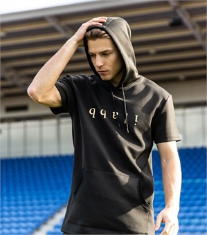 PACE HOODED TEE-activewear-BONEYARD // PUKEKOHE - HOME