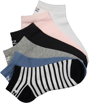 WAVES ANKLE SOCK-womens-BONEYARD // PUKEKOHE - HOME