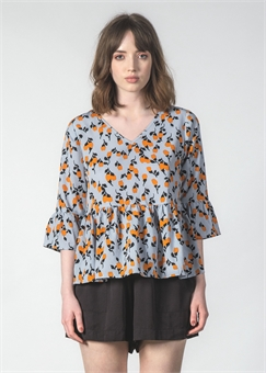 MOLLY TOP WALLFLOWER-tops-BONEYARD // PUKEKOHE - HOME