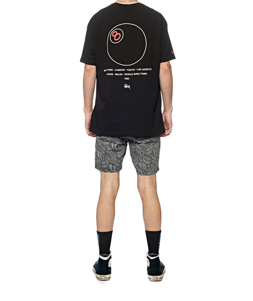 8-BALL KEY SHORTSLEEVE TEE