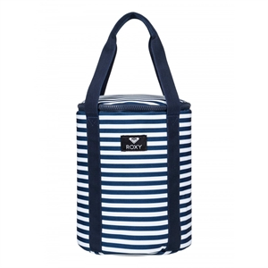 ENJOY IT ALL CHILLY BAG MARSHMALLOW BASIC STRIPE-accessories-BONEYARD // PUKEKOHE - HOME