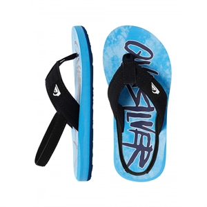 BOYS MOLOKAI LAYBACK WORDMARK THONGS-jandals-BONEYARD // PUKEKOHE - HOME