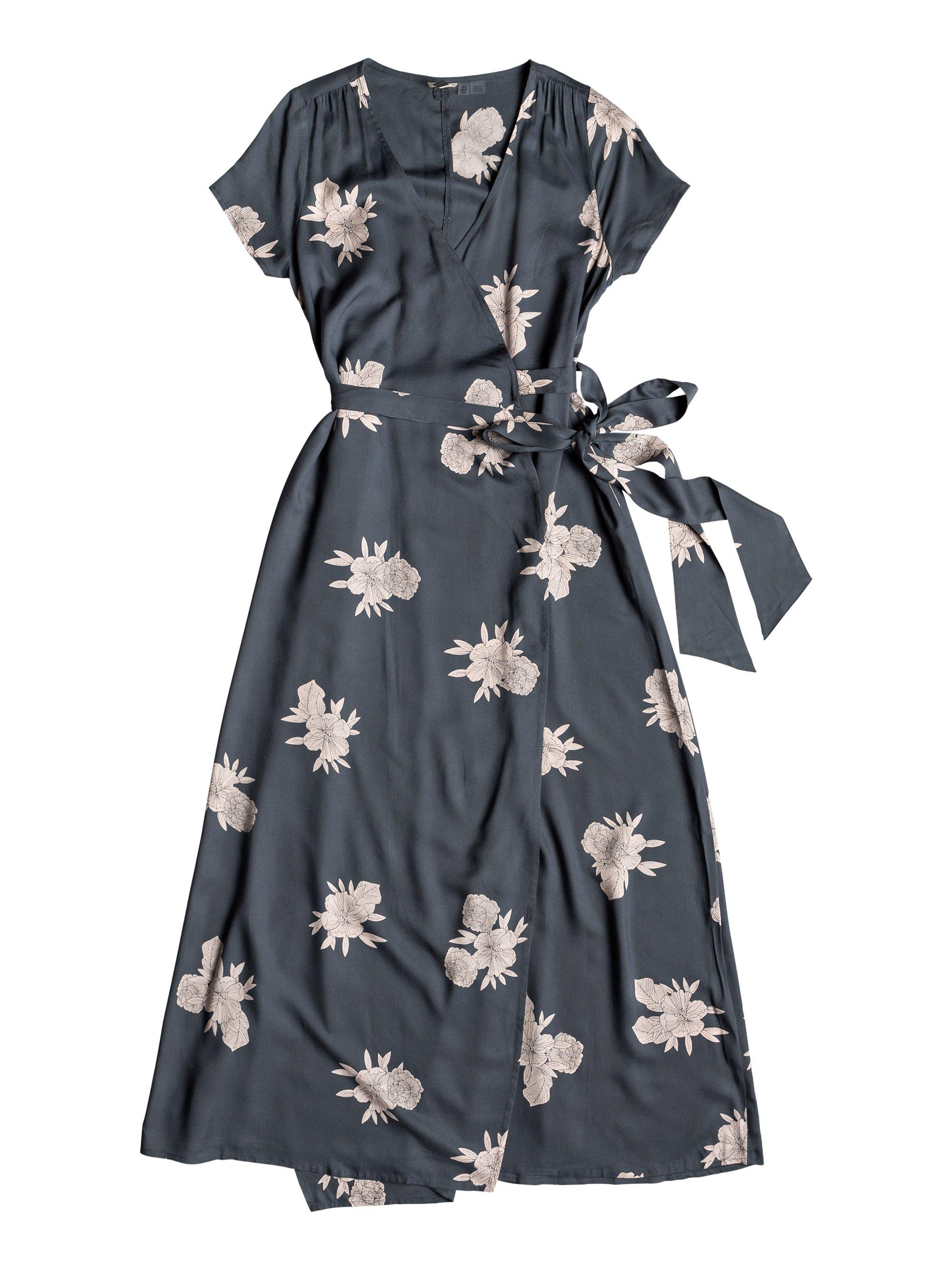 14c2abd1a191 DISTRICT DAY DRESS TURBULENCE ROSE AND PEARLS - Womens-Dresses and ...