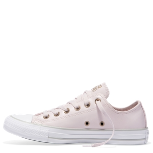 WOMENS CHUCK TAYLOR ALL STAR CRAFT SL LOW TOP BARELY ROSE-womens-BONEYARD // PUKEKOHE - HOME