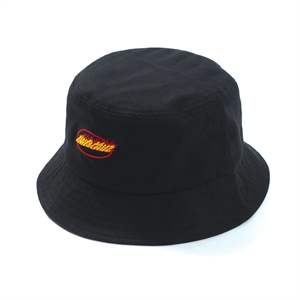 FLAME OVAL DOT BUCKET HAT-womens-BONEYARD // PUKEKOHE - HOME