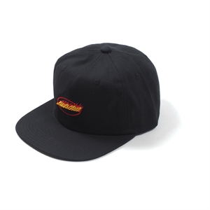 FLAMING OVAL DOT 6 PANELCAP-womens-BONEYARD // PUKEKOHE - HOME