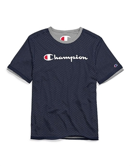 CHAMPION REVERSIBLE MESH TEE-mens--BONEYARD // PUKEKOHE - HOME