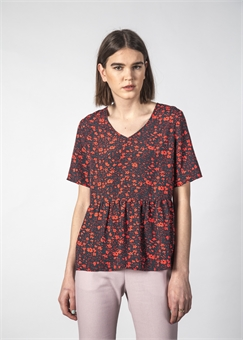 HOLLY TOP GLOWING FLORAL-womens-BONEYARD // PUKEKOHE - HOME