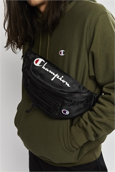 CHAMPION LIFE SCRIPT LARGE WAIST BAG-womens-BONEYARD // PUKEKOHE - HOME