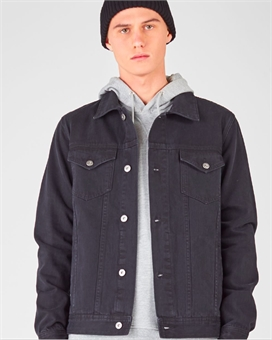 MENS HUFFER DENIM JACKET-mens--BONEYARD // PUKEKOHE - HOME