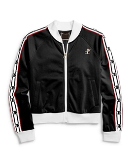 CHAMPION WOMENS TRACK JACKET-womens-BONEYARD // PUKEKOHE - HOME