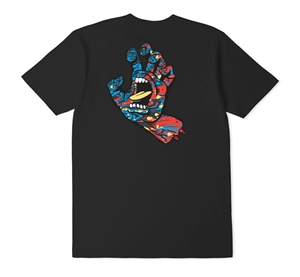 SPILL POP HAND TEE-mens--BONEYARD // PUKEKOHE - HOME