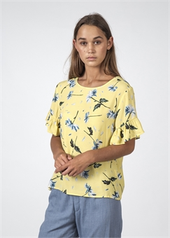 DILLY TOP SPRING BOUQUET-womens-BONEYARD // PUKEKOHE - HOME