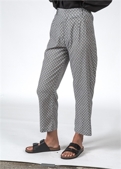 REMY PANT DAISY CHECK-brands-BONEYARD // PUKEKOHE - HOME