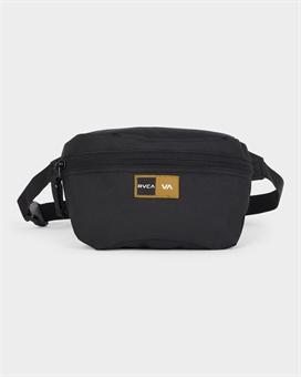 WAIST PACK BLACK-womens-BONEYARD // PUKEKOHE - HOME