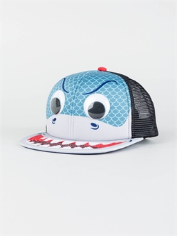 TODDLER MAKO TRUCKER CAP-youth-and-kids-BONEYARD // PUKEKOHE - HOME