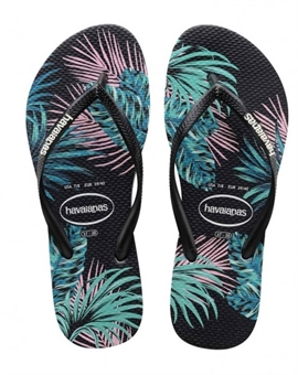 LADIES SLIM TROPICAL FLORAL-womens-BONEYARD // PUKEKOHE - HOME