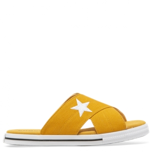 ONE STAR CANVAS SANDAL SUNFLOWER-converse-BONEYARD // PUKEKOHE - HOME