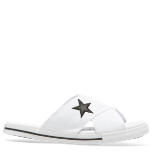 ONE STAR CANVAS SANDAL WHITE -converse-BONEYARD // PUKEKOHE - HOME