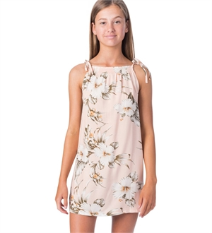 TEEN ISLAND TIME DRESS-youth-and-kids-BONEYARD // PUKEKOHE - HOME