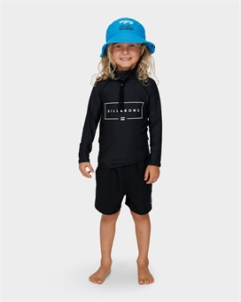 BOYS BEACH DAY BUCKET HAT-youth-and-kids-BONEYARD // PUKEKOHE - HOME