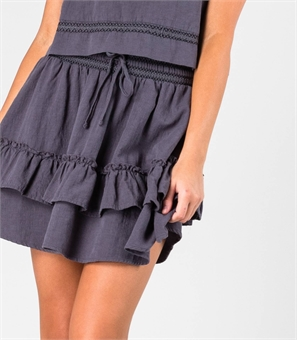 ADRIFT SKIRT-womens-BONEYARD // PUKEKOHE - HOME