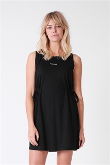 TIE DRESS-womens-BONEYARD // PUKEKOHE - HOME