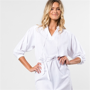 AMY 3/4 SLEEVE DRESS-womens-BONEYARD // PUKEKOHE - HOME