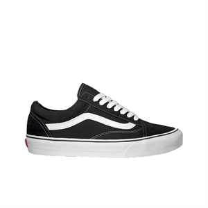 OLD SKOOL BLACK WHITE-womens-BONEYARD // PUKEKOHE - HOME