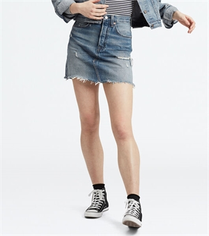 HR DECON ICONIC SKIRT HIGH PLAINS-levi's-BONEYARD // PUKEKOHE - HOME