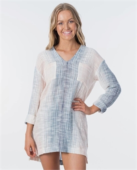 MONTAUK SHIRT-womens-BONEYARD // PUKEKOHE - HOME