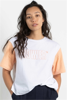 CROPPED TEE VERT-womens-BONEYARD // PUKEKOHE - HOME