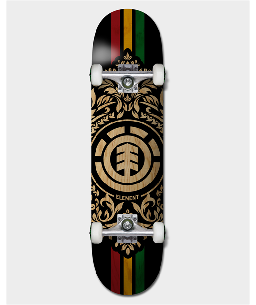 REGALIZE IT 8.0 COMPLETE SKATEBOARD